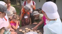 300 gyermek táborozhat Szennán