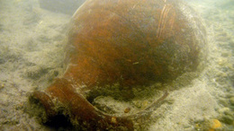 Különleges palánkhajó darabjaira bukkantak a Dráva mélyén