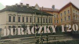 120 éves idén a Duráczky