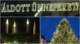 Összetartó közösségként várja Kaposvár a karácsonyt