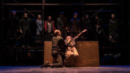 Nemzetközi fesztiválon a Kaposvári Egyetem színészhallgatói