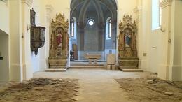 Megújuló templomok megyeszerte