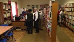 Könyvtárpont nyílt a Tüskevári városrészben