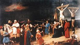Jézus kereszthalálára emlékezünk a mai napon
