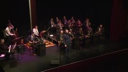 Jazztől volt hangos a Szivárvány Kultúrpalota