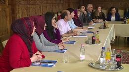 Török pedagógusok Kaposváron