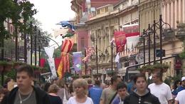 Évről-évre népszerűbb Kaposvár a turisták körében