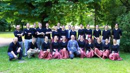 Kaproncán ropták a magyar táncokat