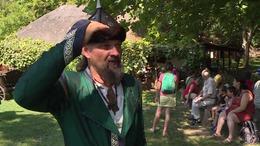 A középkorba repítettek Csillagvár lovagjai