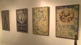 Megnyílt Bors István és Honty Márta kiállítása