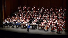 Ismét Kaposváron koncertezik a 100 Tagú Cigányzenekar