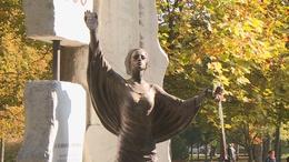 Az '56-os forradalomra emlékezik Kaposvár