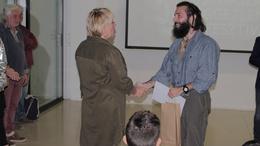 Ismét fődíjas a kaposvári hallgató