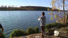 Ifjú horgászok ragadtak pecabotot