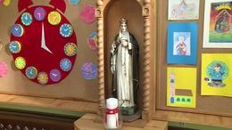 Névadóját ünnepli a Szent Margit Katolikus Óvoda