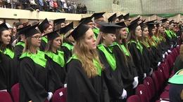 137 diplomát osztottak ki a Kaposvári Egyetemen
