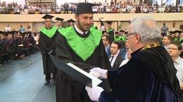 Kiosztották a diplomákat a Kaposvári Egyetemen