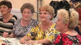 Nyárköszöntőt tartottak a nyugdíjasok