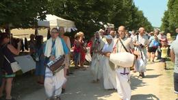 Rengeteg érdeklődőt vonzott a Krisna-völgyi Búcsú