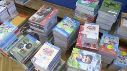Megérkeztek a tankönyvek a város általános iskoláiba