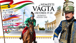 Kaposvári ló és lovasa lett az  idei Nemzeti Vágta plakátjának az arca
