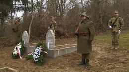 Hazafias kötelesség a hősök emlékének ápolása