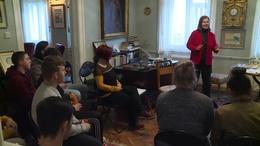 Minden kaposvári diák keresse fel egyszer a Takáts Gyula Emlékházat