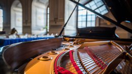 Rangos zongoraversenynek ad otthont Kaposvár