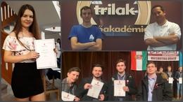 Kaposvári diákok sikerei