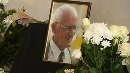Eltemették dr. Ozsváth Ferencet