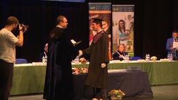 Túl az utolsó diplomaosztón