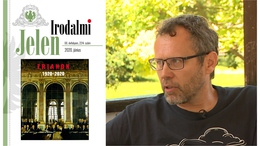 Bemutatkozik az erdélyi Irodalmi Jelen című folyóirat