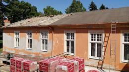 Megkezdődött a zeneiskola felújítása