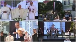 Az államalapítást ünnepelte Kaposvár