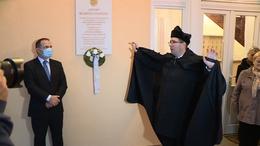 Vendégházat avattak a reformátusok