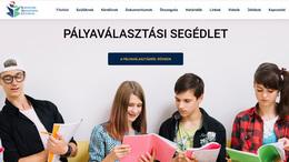 Weboldal segíti a pályaválasztást