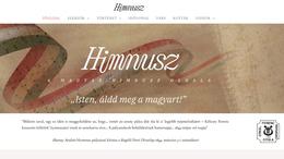 Weboldal a Himnusznak
