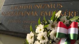 Ma van a kommunista diktatúrák áldozatainak emléknapja