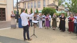 Kaposváron koncertezett a Magyar Rádió Énekkara