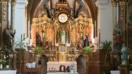 Bazilikai rangot kapott az andocsi Nagyboldogasszony Templom