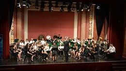 Ingyenes koncert a Szivárvány Kulturpalotában