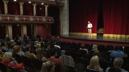Megkezdte az új évadot a Csiky Gergely Színház