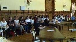 Klímavédelemről tartottak előadásokat a városházán