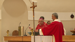 Szentmisével kezdődött el a Kaposvári Egyházmegyei Zsinat