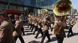 Katonazenekarok jubileumi fesztiválja Kaposváron