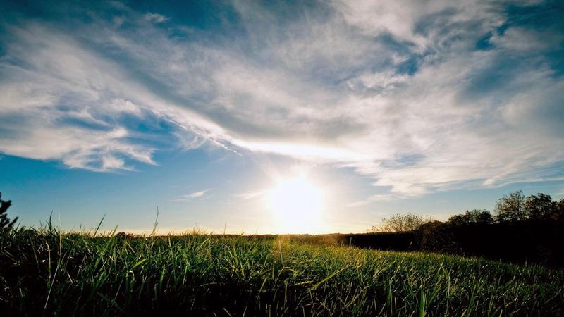 A napsütés sokat segít, de márciusban még nem elég erős