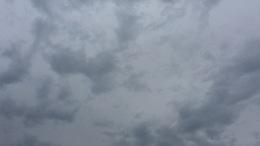 A hétvégén újabb, ezúttal esőt hozó ciklon érkezik
