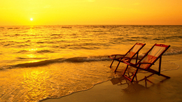 Szombatig élvezhetjük a strandidőt