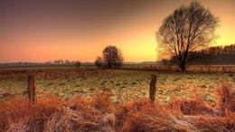 Fagyos hajnalok, kellemes nappalok