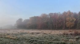 Terjeszkedő ködfoltok